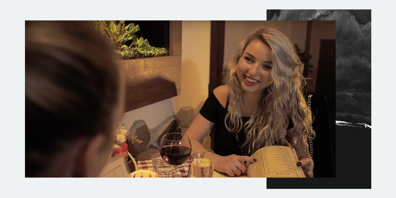 Pizzéria Oáza - krátke prezentačné video