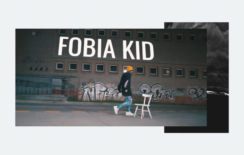 Fobia Kid Air Force